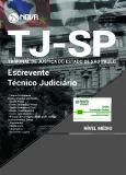 TJ-SP - Escrevente tecnico Judiciario 2017