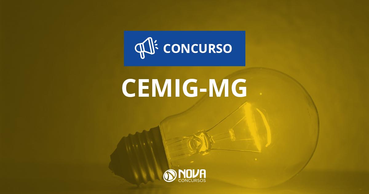 406888798eecb Concurso CEMIG - Encerra inscrições , mais de 150 vagas!