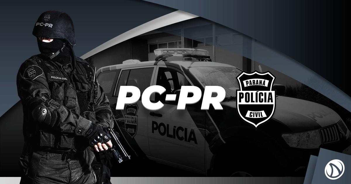 Concurso PC-PR 2020: Saiu o edital com 400 vagas!