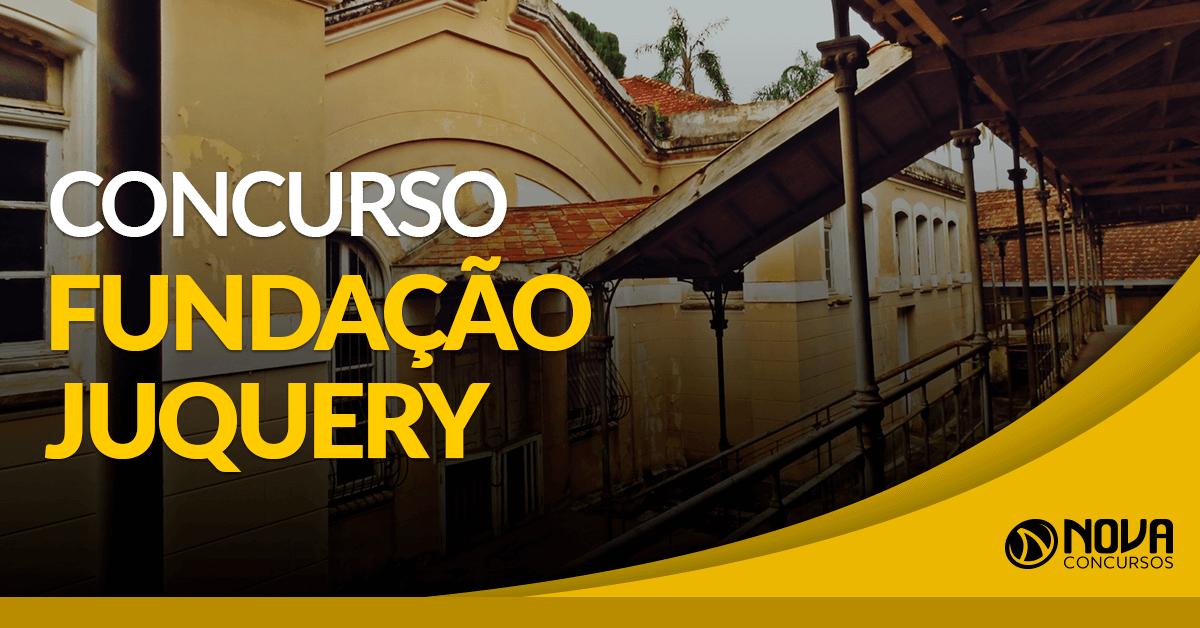 Concurso Fundação Juquery de Franco da Rocha – SP - Nova Concursos