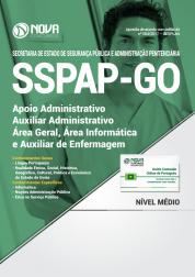 Apostila SSPAP-GO - Auxiliar Administrativo