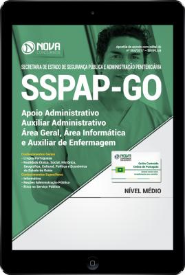Download Apostila SSPAP-GO PDF - Auxiliar Administrativo