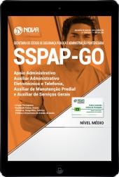 Download Apostila SSPAP-GO PDF - Auxiliar de Serviços Gerais