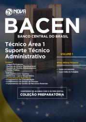 Apostila BACEN - Técnico Área 1 - Suporte Técnico-Administrativo