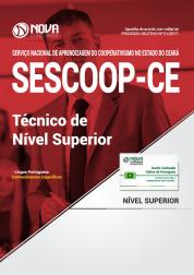 Apostila SESCOOP-CE - Técnico de Nível Superior