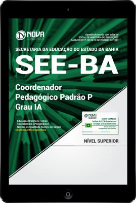 Download Apostila SEE-BA PDF - Coordenador Pedagógico