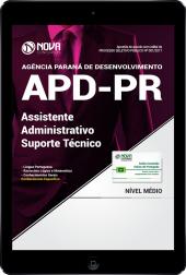 Download Apostila APD-PR PDF - Assistente Administrativo