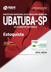 Apostila Prefeitura de Ubatuba-SP - Estoquista