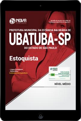 Download Apostila Prefeitura de Ubatuba-SP PDF - Estoquista