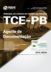 Apostila TCE-PB - Agente de Documentação
