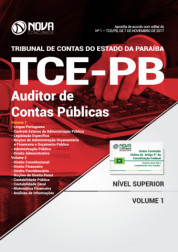 Apostila TCE-PB - Auditor de Contas Públicas