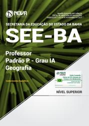 Apostila SEE-BA - Professor Padrão P – Grau IA - Geografia