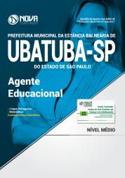 Apostila Prefeitura de Ubatuba-SP - Agente Educacional