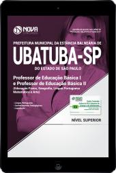 Download Apostila Prefeitura de Ubatuba-SP PDF - Professor de Educação Básica I e Professor de Educação Básica II