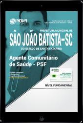 Download Apostila Prefeitura de São João Batista-SC PDF - Agente Comunitário de Saúde