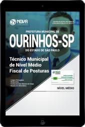 Download Apostila Prefeitura de Ourinhos - SP PDF - Fiscal de Posturas