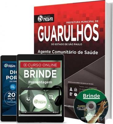 Apostila Guarulhos - Agente Comunitário de Saúde
