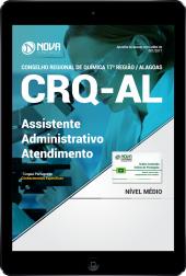 Download Apostila CRQ - AL PDF - Assistente Administrativo Atendimento