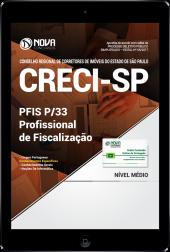 Download Apostila CRECI - SP PDF - Profissional De Fiscalização