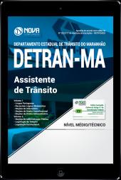 Download Apostila DETRAN - MA PDF - Assistente de Trânsito