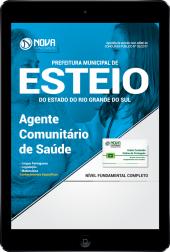 Download Apostila Prefeitura de Esteio - RS PDF - Agente Comunitário De Saúde