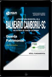 Download Apostila Prefeitura de Balneário Camboriú - SC PDF - Guarda Patrimonial