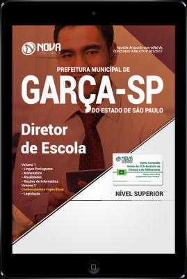 Download Apostila Prefeitura de Garça - SP PDF - Diretor de Escola