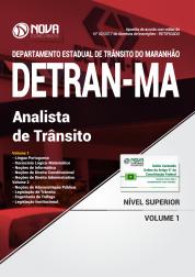 Apostila DETRAN - MA - Analista de Trânsito