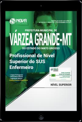 Download Apostila Prefeitura de Várzea Grande - MT PDF - Profissional de Nível Superior do SUS - Enfermeiro
