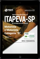 Download Apostila Prefeitura de Itapeva - SP PDF - Motorista e Motorista Categoria D