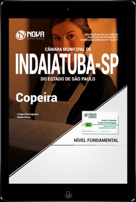 Download Apostila Câmara Municipal de Indaiatuba - SP PDF - Copeira