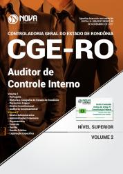 Apostila CGE - RO - Auditor de Controle Interno
