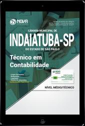 Download Apostila Câmara Municipal de Indaiatuba - SP PDF - Técnico em Contabilidade