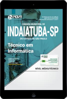 Download Apostila Câmara Municipal de Indaiatuba - SP PDF - Técnico em Informática