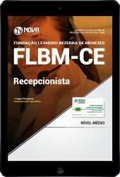 Download Apostila FLBM - CE PDF - Recepcionista