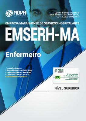 Apostila EMSERH - MA - Enfermeiro