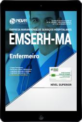 Download Apostila EMSERH - MA PDF - Enfermeiro