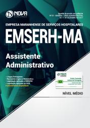 Apostila EMSERH - MA - Assistente Administrativo