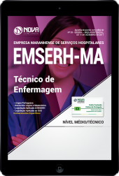 Download Apostila EMSERH - MA PDF - Técnico de Enfermagem