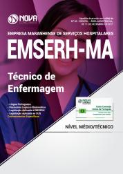 Apostila EMSERH - MA - Técnico de Enfermagem