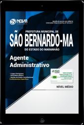 Download Apostila Prefeitura de São Bernardo - MA PDF - Agente Administrativo