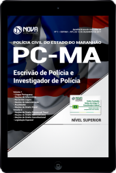 Download Apostila PC - MA PDF - Escrivão de Polícia e Investigador de Polícia