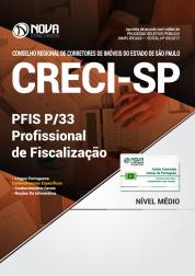 Apostila CRECI - SP - Profissional De Fiscalização