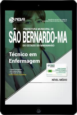 Download Apostila Prefeitura De São Bernardo - MA PDF - Técnico Em Enfermagem