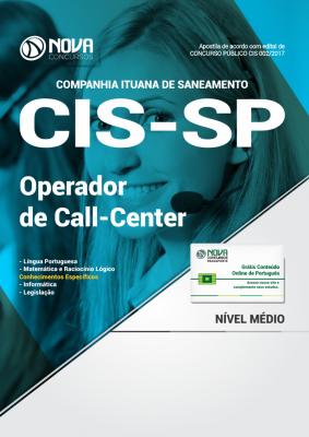 Apostila CIS - SP - Operador de Call-Center