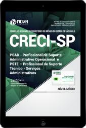Download Apostila CRECI - SP 2018 PDF - Profissional de Suporte Administrativo Operacional e Técnico-Serviços Administrativos