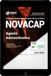 Download Apostila NOVACAP - DF PDF - Agente Administrativo