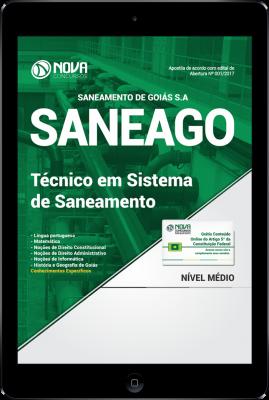 Download Apostila SANEAGO - PDF - Técnico em Sistema de Saneamento