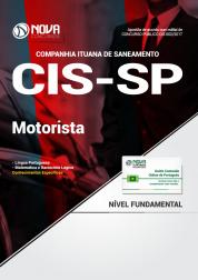 Apostila CIS - SP - Motorista