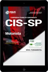 Download Apostila CIS - SP PDF - Motorista
